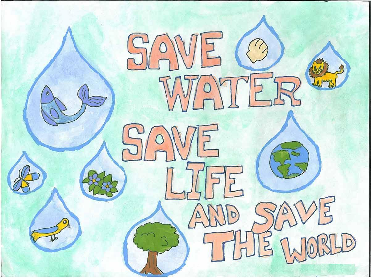 Using water wisely essay topics
